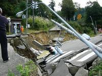 中越地震①