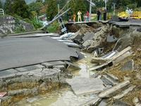 中越地震②