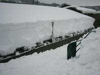 雪下ろし①